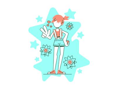 Cerulean Sweetheart