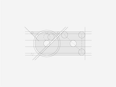Whale logo & grid 🐳 grid logo negative space visual simple geometric animal fish design logodesign grid minimalist modern identity animals icon symbol mark branding whale logo