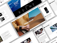 FAMOC - Product Platform Website header minimal gray white black flat platform website security cybersecurity devices landing corporate adobe xd desktop web design page product webdesign