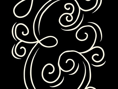 A little hand-lettering hand lettering type ampersand