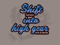 Shift into high gear