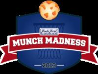 Munch Madness Logo