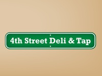 4th Street Deli logo