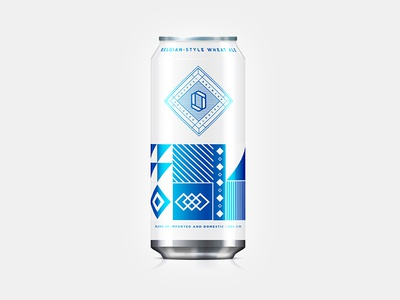 Outpost Brewing Co. Can Design