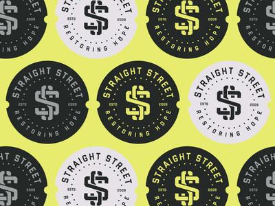 Straight Street Emblem