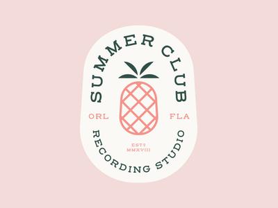 Summer Club Emblem WIP