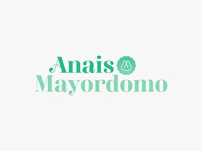 Anais Mayordomo Logo Design business card business card design logomark visual identity design personal growth logotype brand identity branding visual identity symbol coaching coach logo design logo