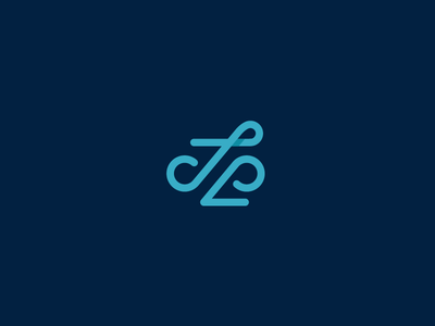 Personal Identity symbol monogram identity brand logo personal identity