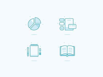 Icon Set line iconography illustration icon icon set