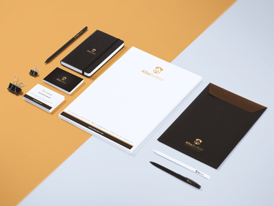 Corporate Identity Altabufete