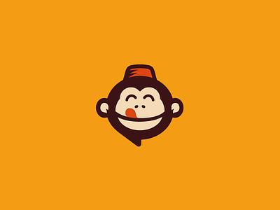 Logomark Redesign mark brand identity identity character vector food monkey logo symbol icon monkey logomark branding logo design logo