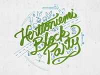 Herttoniemi Block Party