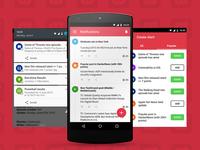 Hooks App Android