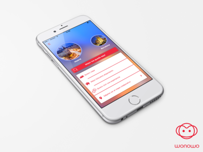 Wonowo start up collaborate share iphone app ios travel