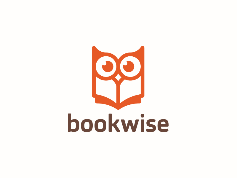 Bookwise library study night sleep school wisdom reading knowledge bird owl book