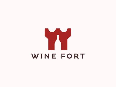 Wine Fort restaurant tower castle fortress bar bottle drink wine