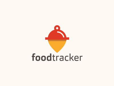 Food Tracker delivery cloche menu bell track search location pin maps bar restaurant snack dinner lunch meal food