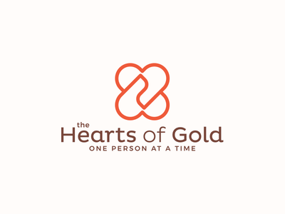 Hearts of Gold shop commerce product hands charity health support love heart