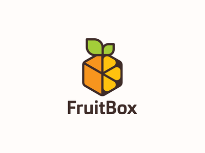 FruitBox storage box lemon drink delivery nature orange fresh juice health food fruit