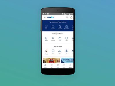 PayTM Features qr code otp nearby payment app wallet payment mobileapp ux ui uiux features paytm