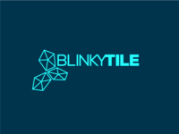 Blinkytile - Logo Design [ WIP ]