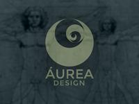 Áurea Design - Logo