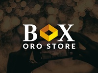 Oro Box Store - Logo Design
