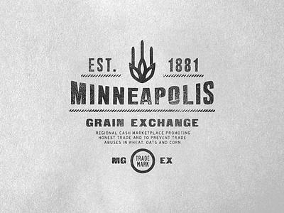 Minnesota Warm Up Series #14 minnesota warm up series typography branding logo mark badge minneapolis