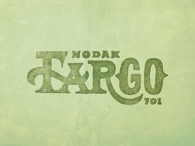 Fargo, North Dakota the westward project hand type lettering 701 midwest nodak north dakota fargo