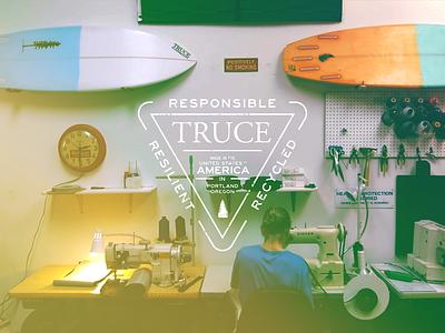 Truce Designs usa hand made oregon portland truce designs