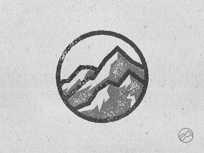 Mountain mark mountain mark identity branding logo