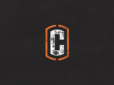 Culler Construction Logo Mark icon mark identity graphic design branding logo mark logo