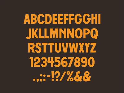 Southeast Sans southeastsans type customfont font fontdesign typedesign