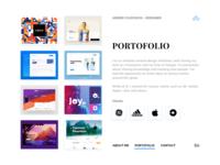 Personal Website Portofolio