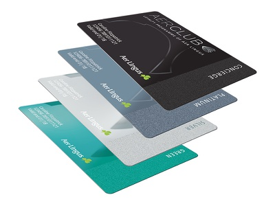 Loyalty Scheme Cards / Tiers membership card airline loyalty scheme