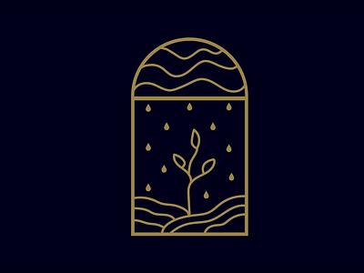 Nature Logo vector logo branding graphic design design illustration