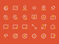 Maps Icons - Update