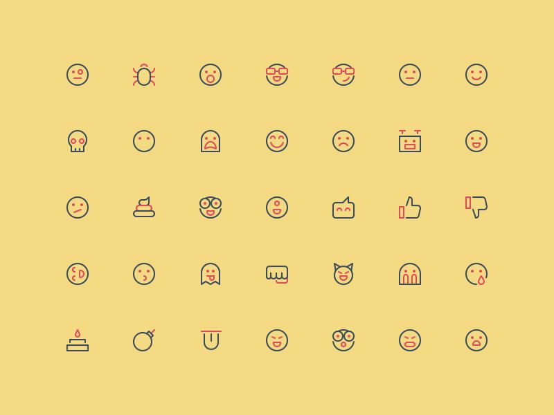 Emoticons - Outline 16px emoticon smile nucleo outline 16px emoticons emoji