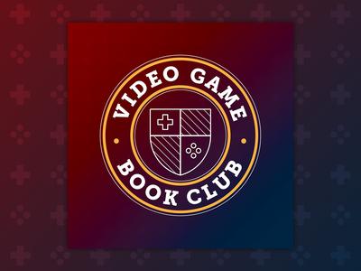 Video Game Book Club - Podcast Art