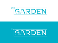 The Garden - Logo & Branding Color