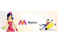 Myntra Appstore illustration