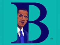 B - Barack Obama