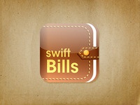 Swift Bills App Icon