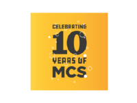 Happy 10 MCS!