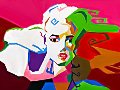 Digital Art branding illustration digital illustration digital art design coloring artwork art