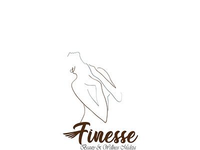 Logo for Finesse ai eps photoshop illustrator logodesign finesse vector logo artwork illustration digital illustration design branding