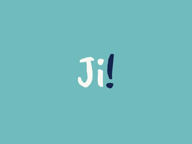 Playing: Logo with Caveat Brush logo design logotype