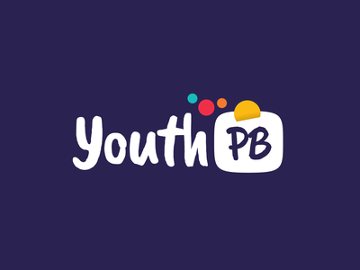 YouthPB design brand logotype logo