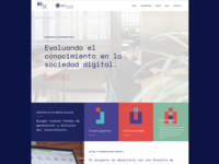 Knowmetrics Presentation Website