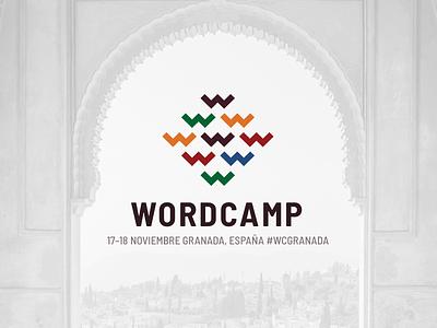 WordCamp Granada Logo & Web granada logo wordcamp